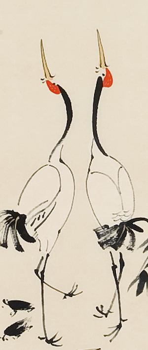 双鶴 今井玄花(直筆)